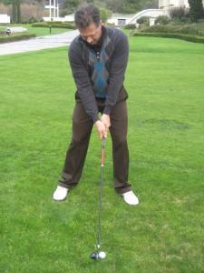 Learn Proper Golf Stance