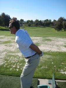 Proper Golfing Posture, Golf Stance