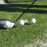 Increased Tee height for more distance off the tee