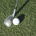 golf club -open club face