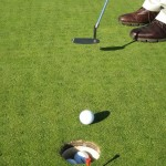 golf strategy, making 3 foot putts