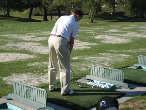 practice to learn the yardage for all you clubs