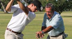 Golf Swing Training Aid